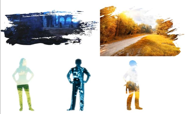 幻影图像:功能视频设置蒙版